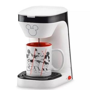 Limited Edition Mickey Single Cup Coffee Maker